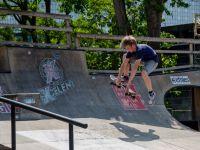 Tobiáš Jirovec - skateboarding