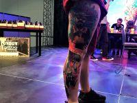 Bush vyměnil prkna za jehly: Best of tetování na jednom místě