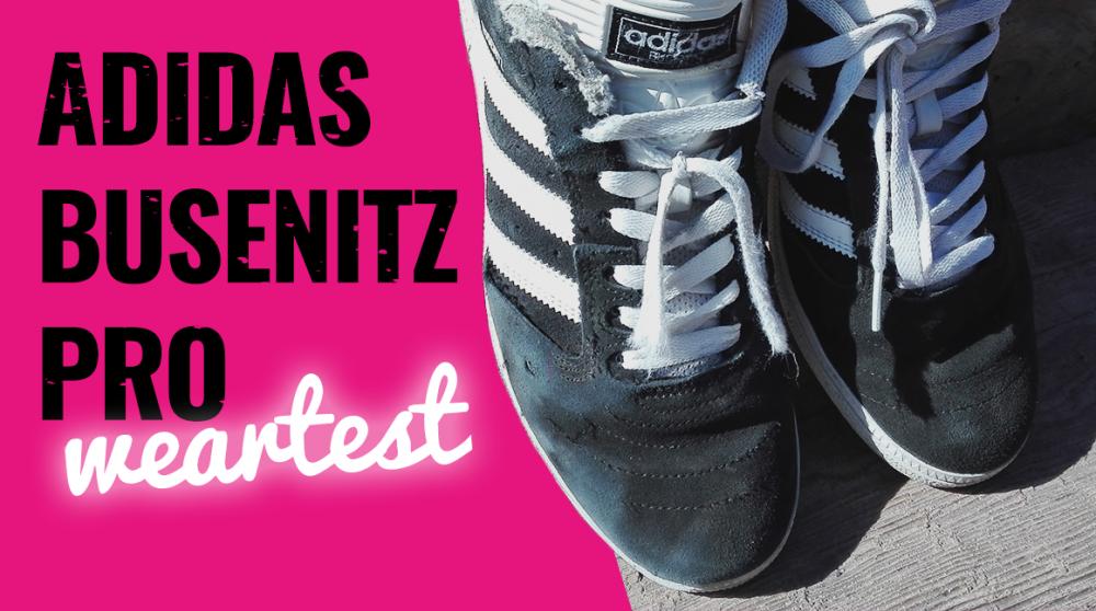Adidas Busenitz PRO wear test: Láska na tři… pruhy