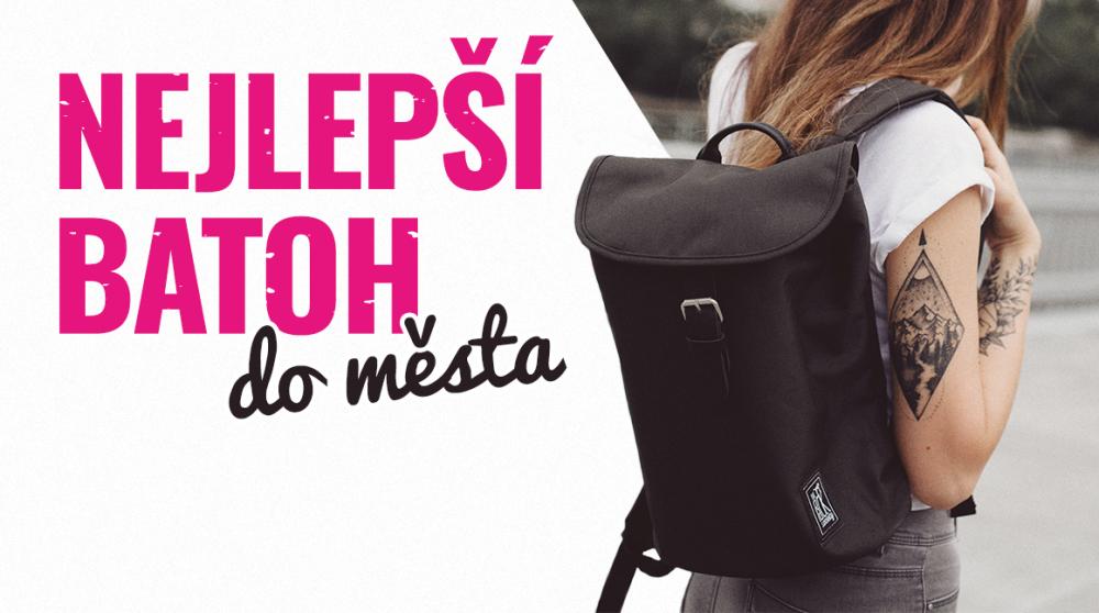 Existuje perfektní městský batoh?