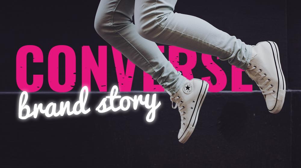 Converse brand story aneb Od galošů ke hvězdám!