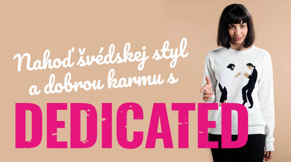 DEDICATED: Nová kolekce streetwearu ze Švédska
