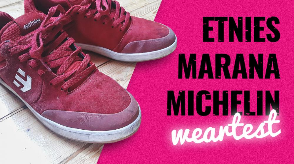 Etnies Marana Michelin Weartest: Když skejtová bota potká automobilový průmysl