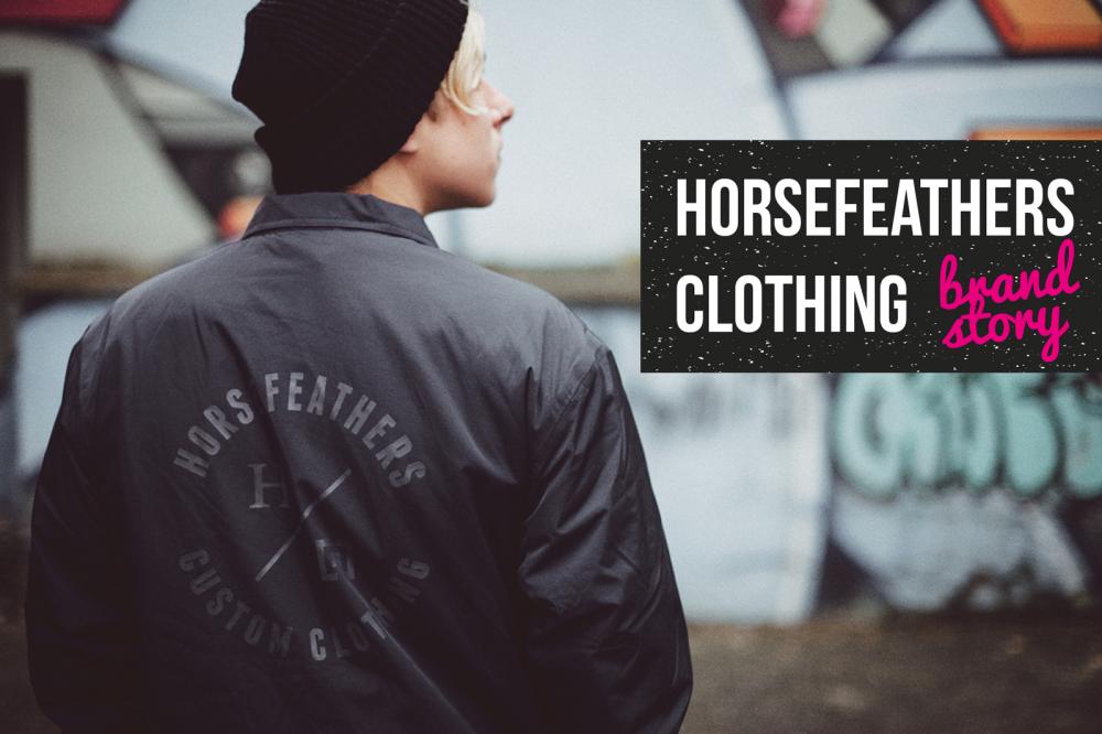 Horsefeathers brand story aneb Jak český kluci dobyli svět snowboardingu