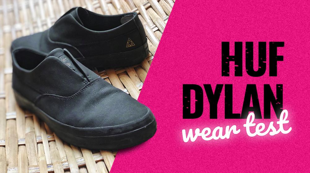 Wear test – Skate bota, kterou nezašpiníš, neroztrhneš a nemusíš zavazovat