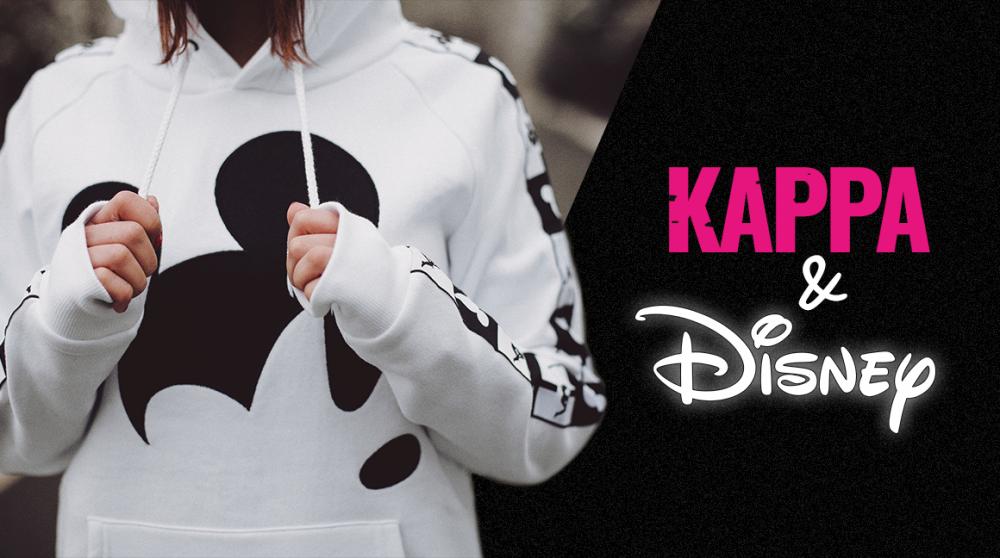 Jak bejt cool kid i v 90 letech? Kappa a Disney maj kolabo & jednoduchej návod