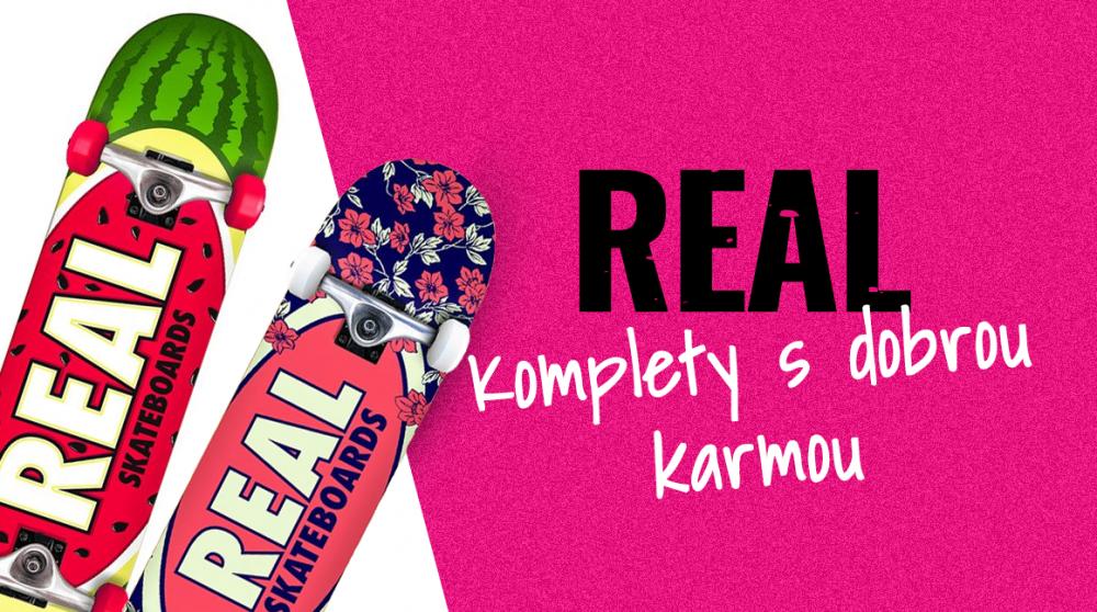 Keep it REAL –SK8 komplety s nádechem aktivismu