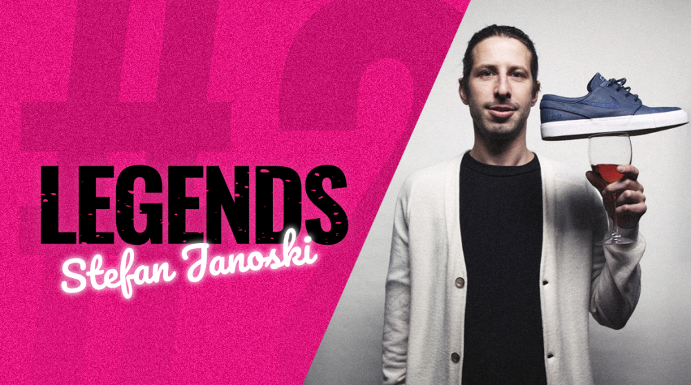 LEGENDS #2: Stefan Janoski