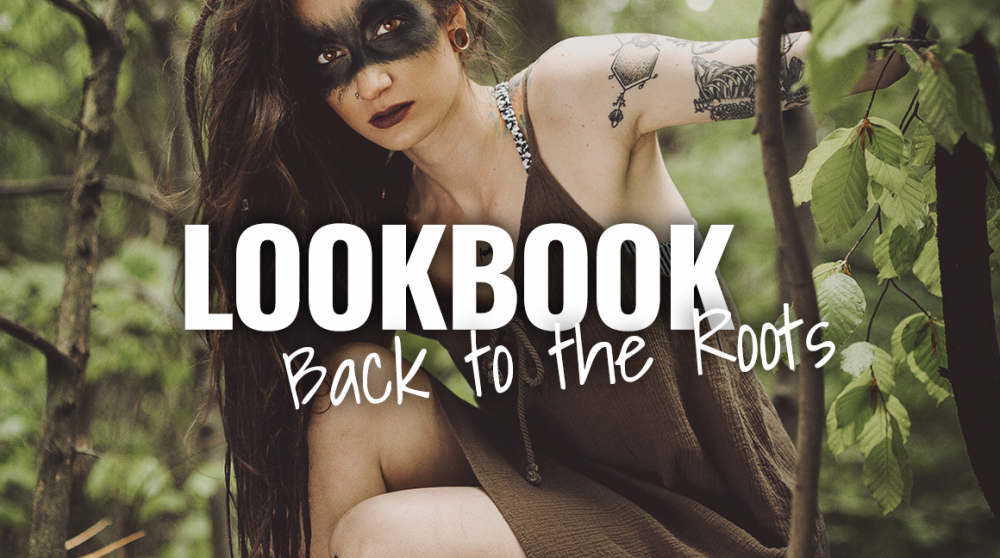 LOOKBOOK: Back to the Roots