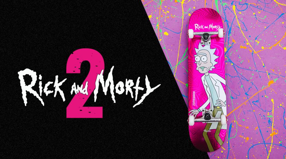 Rick & Morty pro všechny Primitive(s): 2. epizoda vesmírnýho kolaba!