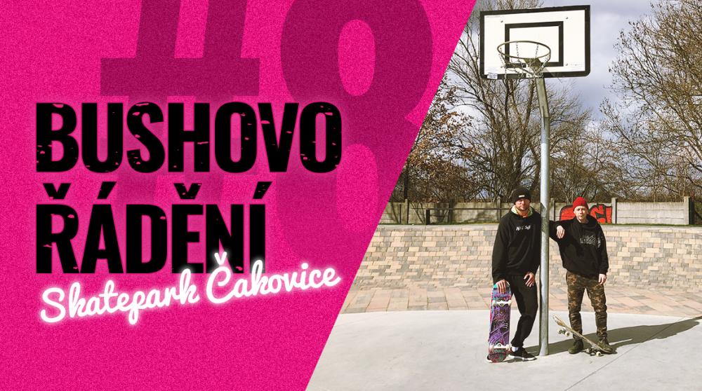 Jak se skejtuje mezi továrnou a zámkem? (Video)Report z Čakovic!