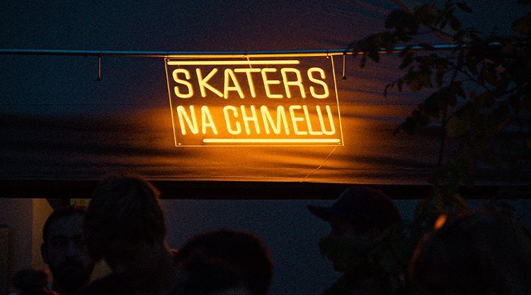 SKATERS NA CHMELU