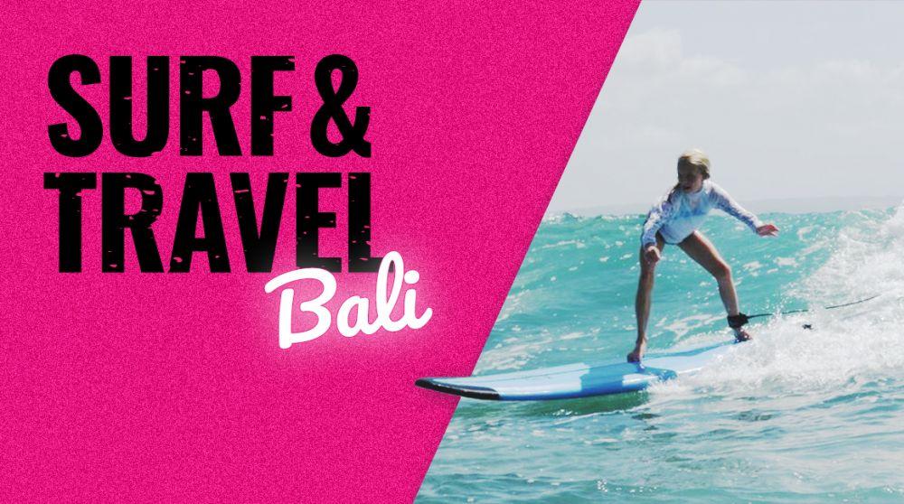 Surfování, pláže a Bali + 20% sleva. Vítej v ráji!