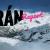 Perskej prašan, zbombený kopce a íránská pohostinnost