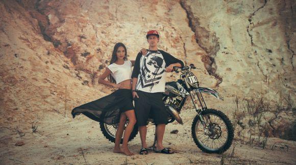 Honza Blažek - motokros
