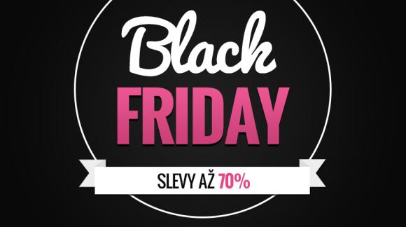 Black Friday je tady!