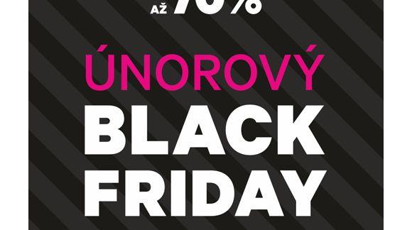 Black Friday - prodlužujeme až do neděle!