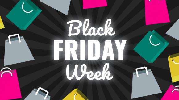 Černej (nejen) pátek pro ceny: Slevy až 50 % a doprava zdarma