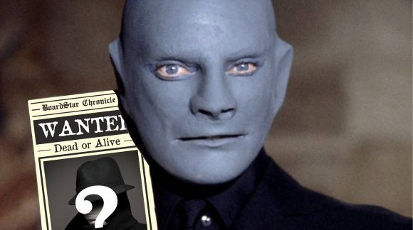 Chyťte Fantomase - je tady první indície!