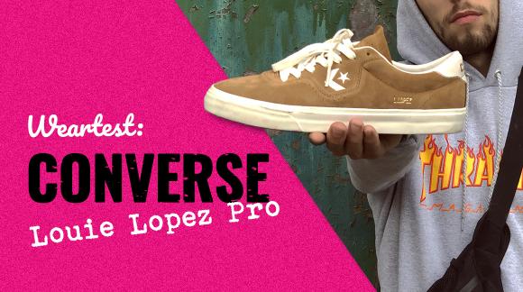 Converse Louie Lopez Pro v přísnym testu