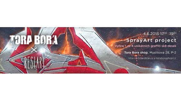 Další SprayArt Project