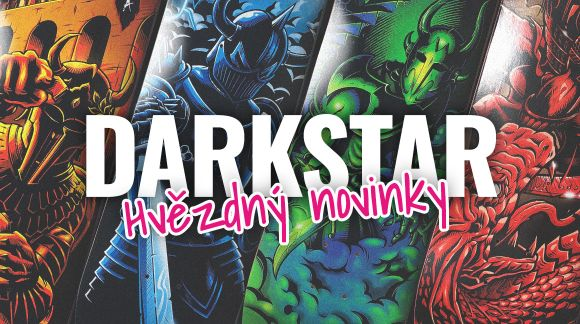Darkstar: Temná hvězda tvýho stylu