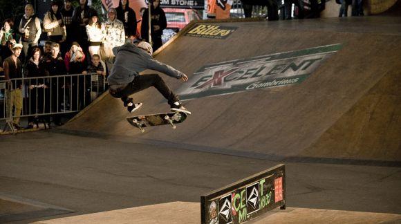 David Kotyza - skateboarding
