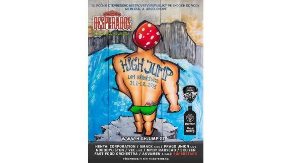 Desperados High Jump 2015