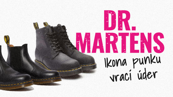 Dr. Martens: Nestárnoucí ikona podzimu