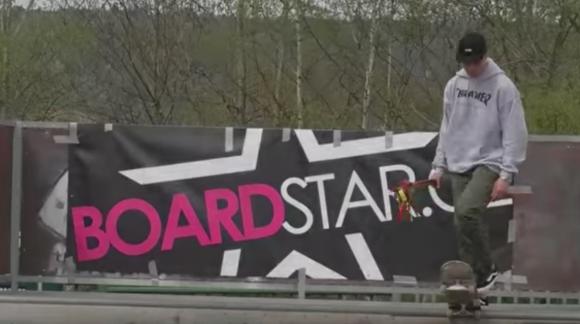 Easter Skateboarding Session