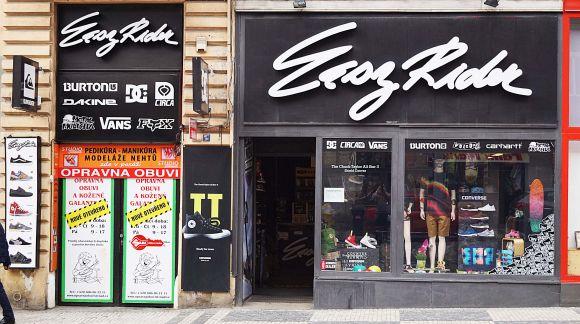 Easy Rider Praha