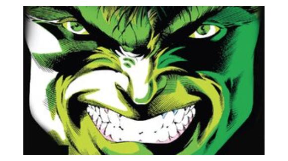 Hot collab Grizzly X Hulk aneb Méďa na zelenejch steroidech