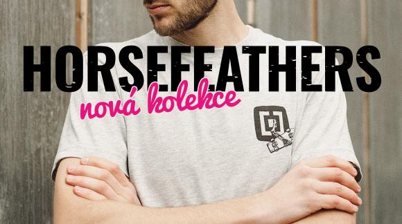 HorseFeathers novinky: Doporučená dávka punku pro tvůj outfit
