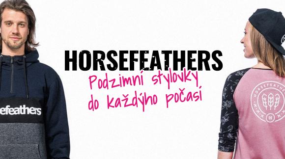 Horsefeathers: Vjeď do podzimu jako král