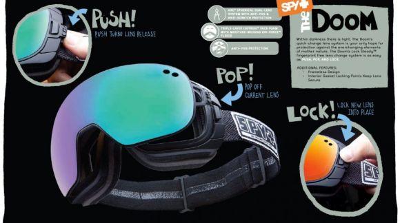 Jak si vybrat správné snowboardové brýle