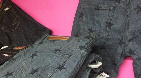Kalhoty za půlku