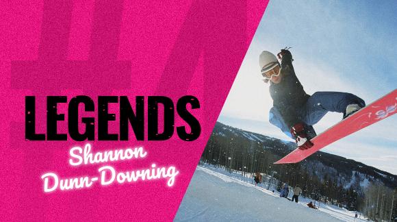 LEGENDS #4: Shannon Dunn-Downing