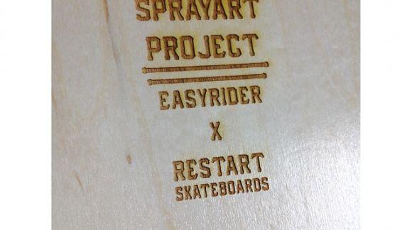 Limitovaná edice Restart X Easy Rider