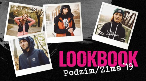 LOOKBOOK: Podzim & Zima 2019