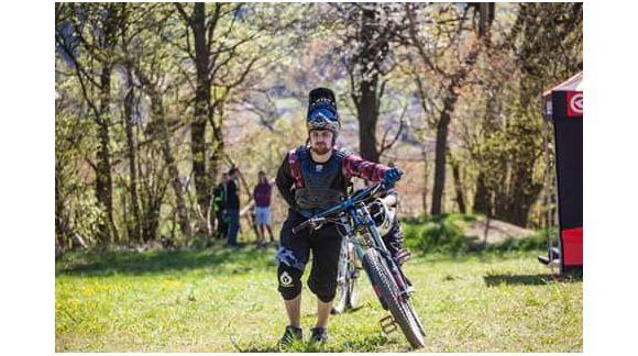 Matouš Zelinka - downhill/freeride