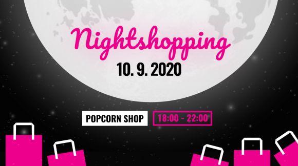 Nightshopping Revival 2020: Popcorn time