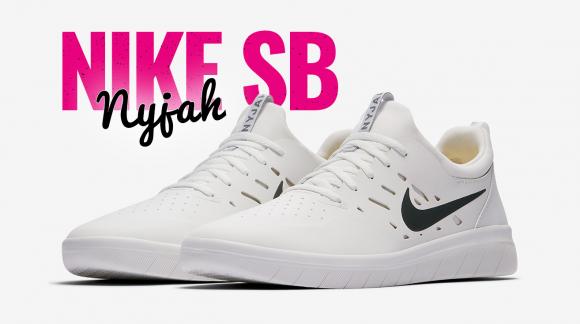 Nike SB Nyjah — Pro model, co nemá konkurenci
