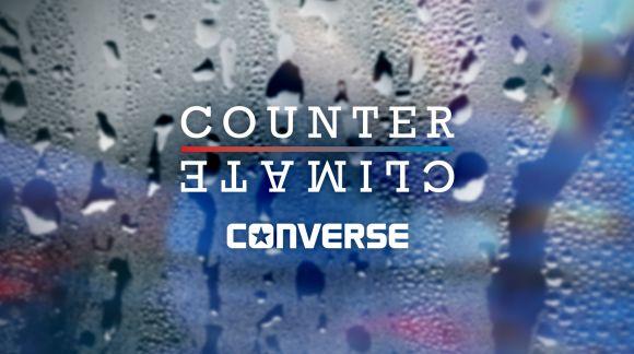 Nová kolekce Converse Counter Climate: bojuj s živly!