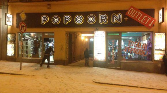 Nová otvíračka na Popcornu!