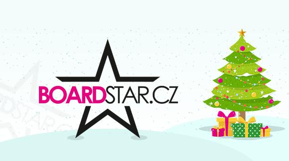 Proč nakupovat dárky na poslední chvíli právě na BoardStar.cz?