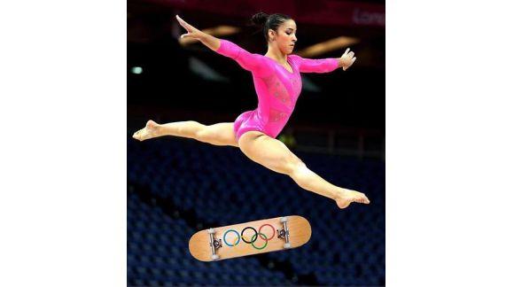 Skateboarding je olympijským sportem