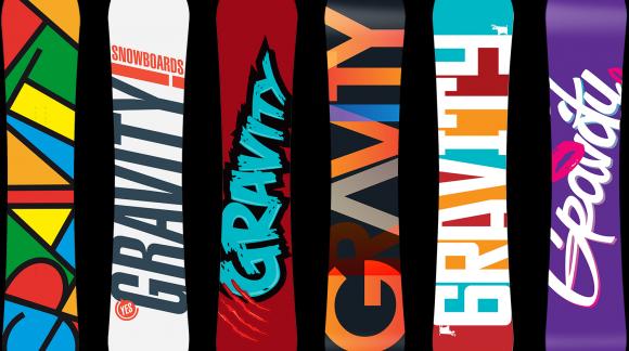 Snowboardy Gravity