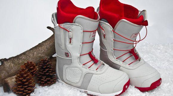 Snowboardové boty - obecné tabulky velikostí