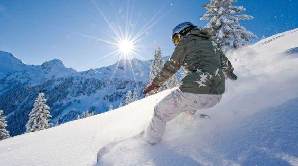 Tipy pro první snowboarding