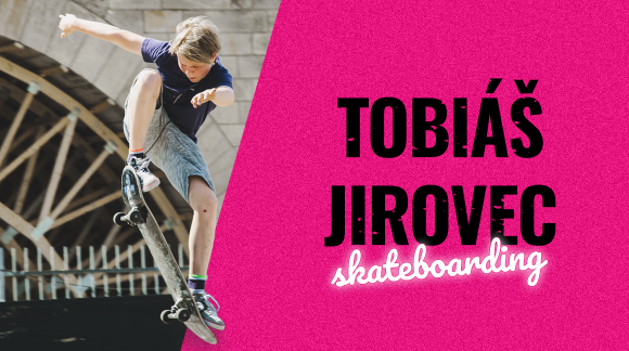 Tobiáš Jirovec ― skateboarding